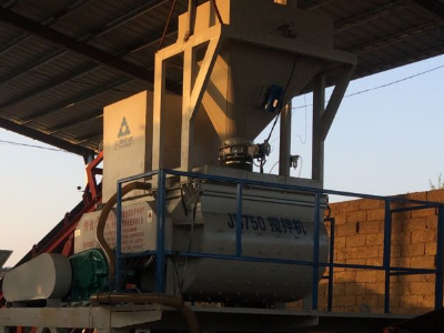 Concrete Curbstone Making Machine