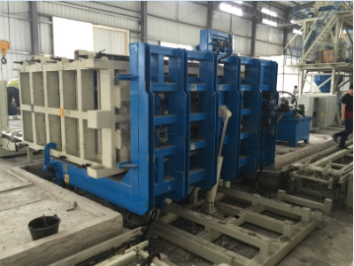 Wall Panel Production Plant