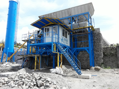 hzs60 kilang batching concrete di philippines